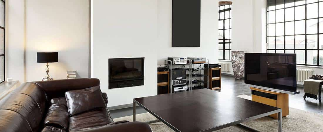 High End Home Audio System